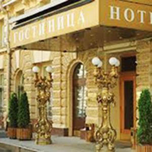 Гостиницы Темпов