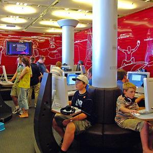 Интернет-кафе Темпов