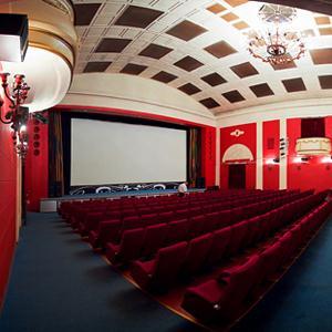 Кинотеатры Темпов