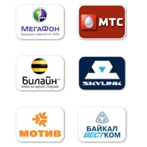 Операторы сотовой связи Темпов