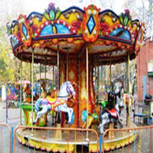 Парки культуры и отдыха Темпов
