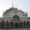 Железнодорожные вокзалы в Темпах