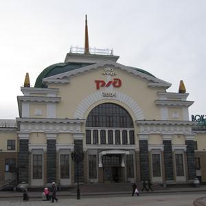 Железнодорожные вокзалы Темпов