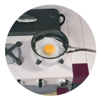 Кафе-бар Талисман - иконка «кухня» в Темпах